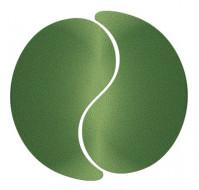 Патчи для глаз от отечности с экстрактом зеленого чая и алоэ AYOUME GREEN TEA+ALOE EYE PATCH 1,4г*60