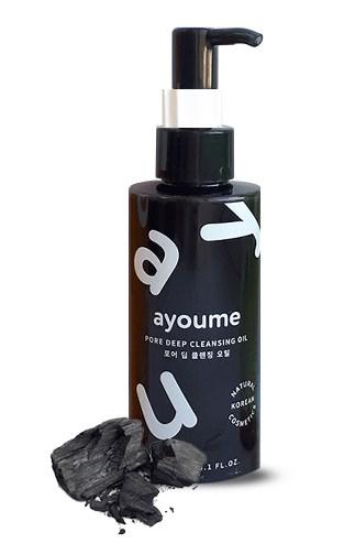 Масло гидрофильное AYOUME PORE DEEP CLEANSING OIL 150мл: фото