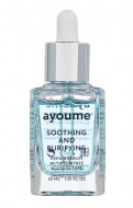 Сыворотка для лица успокаивающая AYOUME Tea Tree Soothing&Purifying serum 30мл