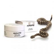 Патчи для глаз антивозрастные со змеиным пептидом AYOUME SYN-AKE EYE PATCH 1,4гр*60