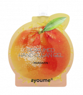 Гель для рук антибактериальный AYOUME Perfumed hand clean gel mandarin 20мл