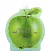 Гель для рук антибактериальный Яблоко AYOUME perfumed hand clean gel applе 20мл