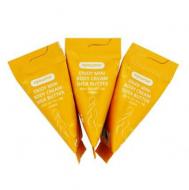 Набор кремов для тела с маслом ши AYOUME Enjoy mini body cream SHEA BUTTER Set 10г*100шт
