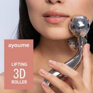 Лифтинг-массажер роликовый для лица Ayoume Lifting 3D Roller
